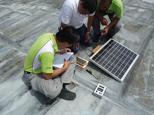 RENAC - The Renewables Academy AG | Solar Academy Egypt (ROSAE)