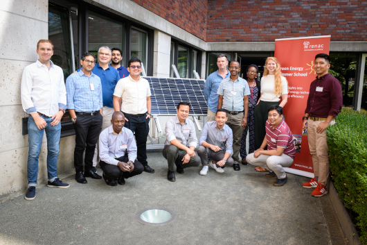 GESS IIa: Grid-connected Photovoltaics (PV)